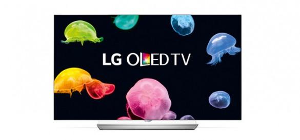 تلویزیونهای OLED مسطح الجی هم میآیند