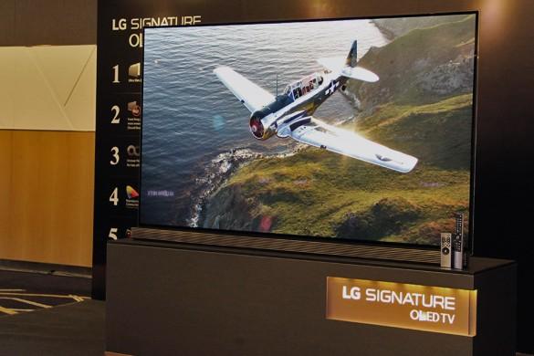 تلویزیونهای OLED الجی در سال 2016 چگونه خواهند بود؟