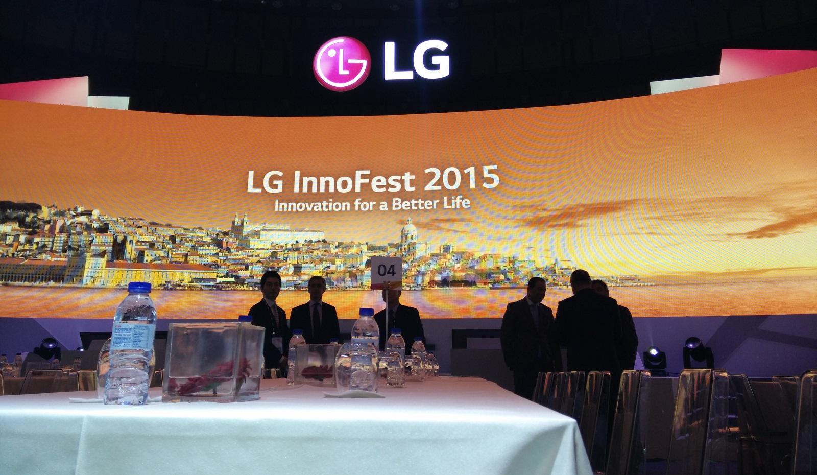 الجی از برگزاری InnoFest 2016 در امارات متحده عربی خبر داد