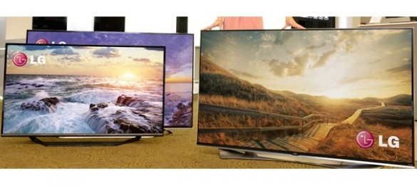 تلویزیونهای Super UHD الجی… به زودی پشت ویترین