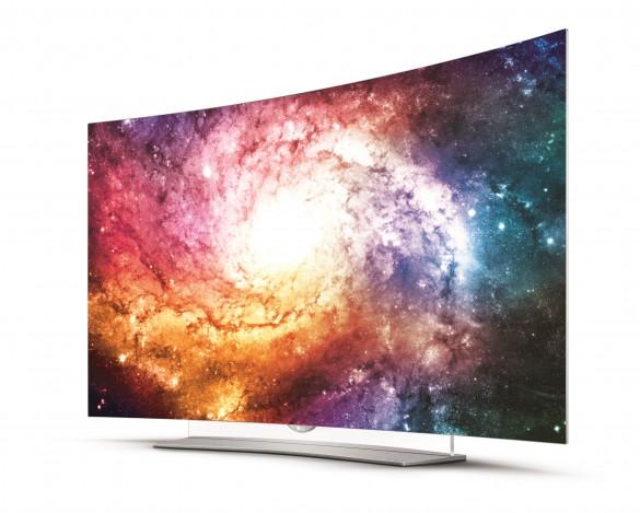 تلویزیون پیشرفته EG9600 الجی… به زودی در ایران