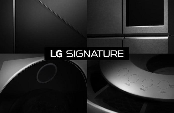 برند جدید LG Signature در CES 2016  رونمایی خواهد شد