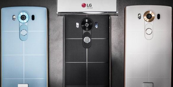 الجی V10؛ هوشمند خلاق و مقاوم