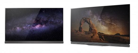الجی از نسل جدید تلویزیونهای هوشمند خود در CES 2016 رونمایی کرد