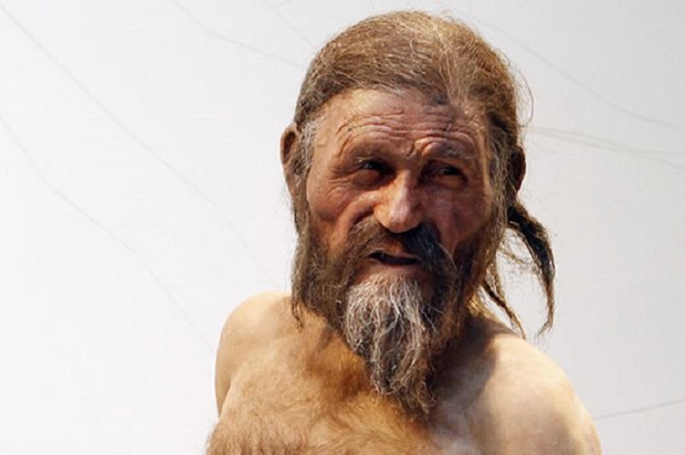 سکوت 5300 ساله اوتسی شکست