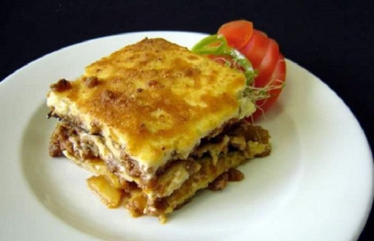 دستور پخت غذای لذیذ موساکای بلغاری