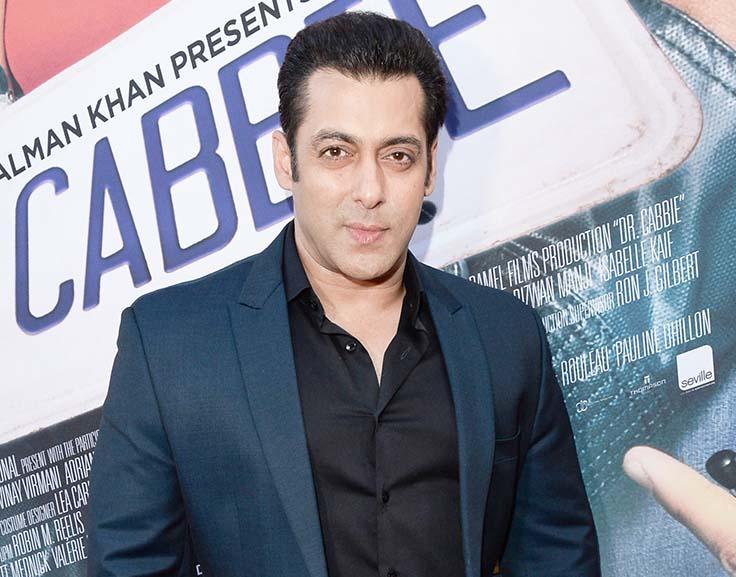 گران ترین بازیگران ، سلمان خان