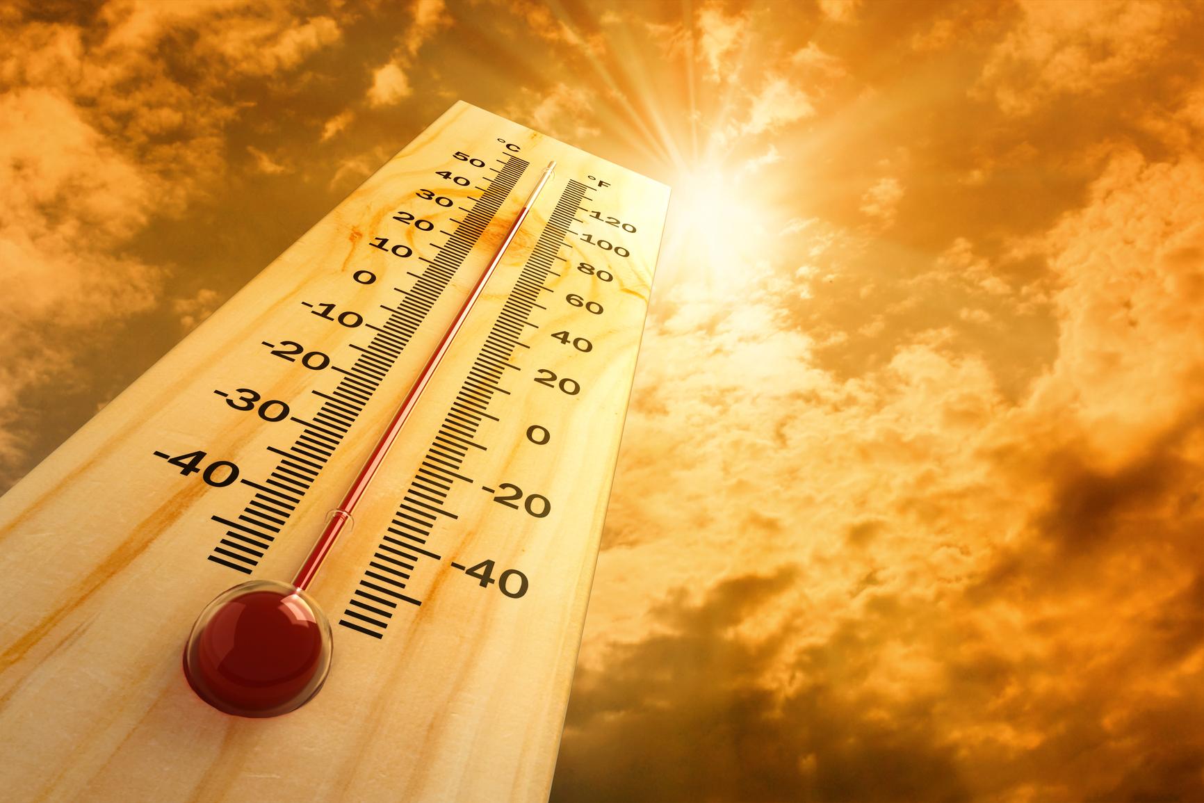 دو سال آینده ، گرمترین دوره زمین؟