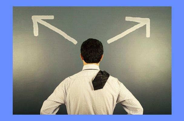 با دو پیشنهاد همزمان کاری چه باید بکنیم؟