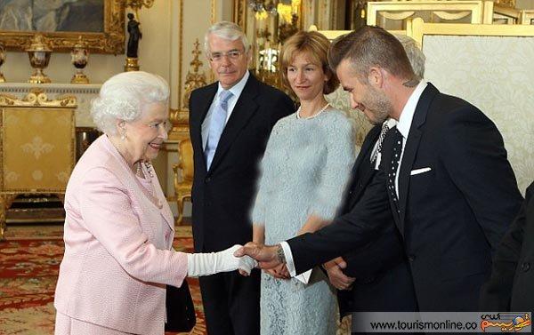 خانواده بکهام از مکله بریتانیا ثروتمندتر هستند!