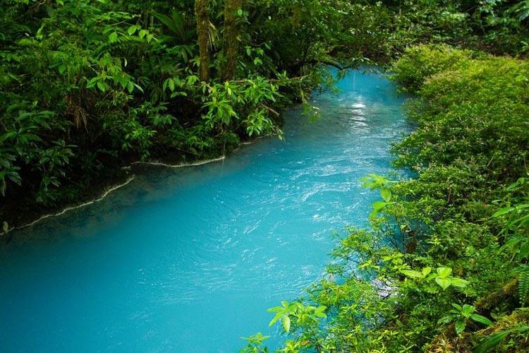 ریو سِلِسْت رودخانه آبی