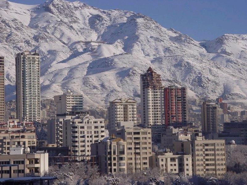 جدول قیمت مسکن در شمال تهران