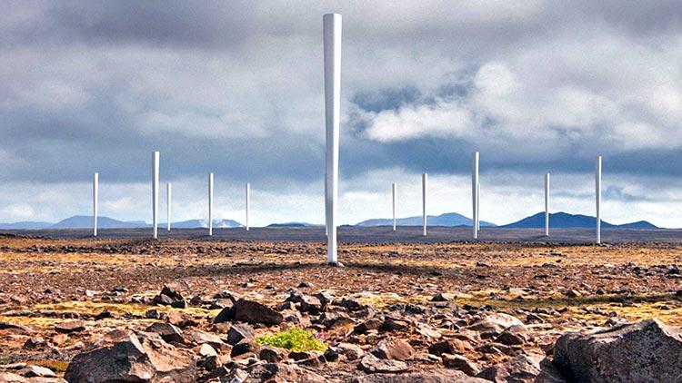 توربینهای بادی جدید چگونه خواهند بود؟