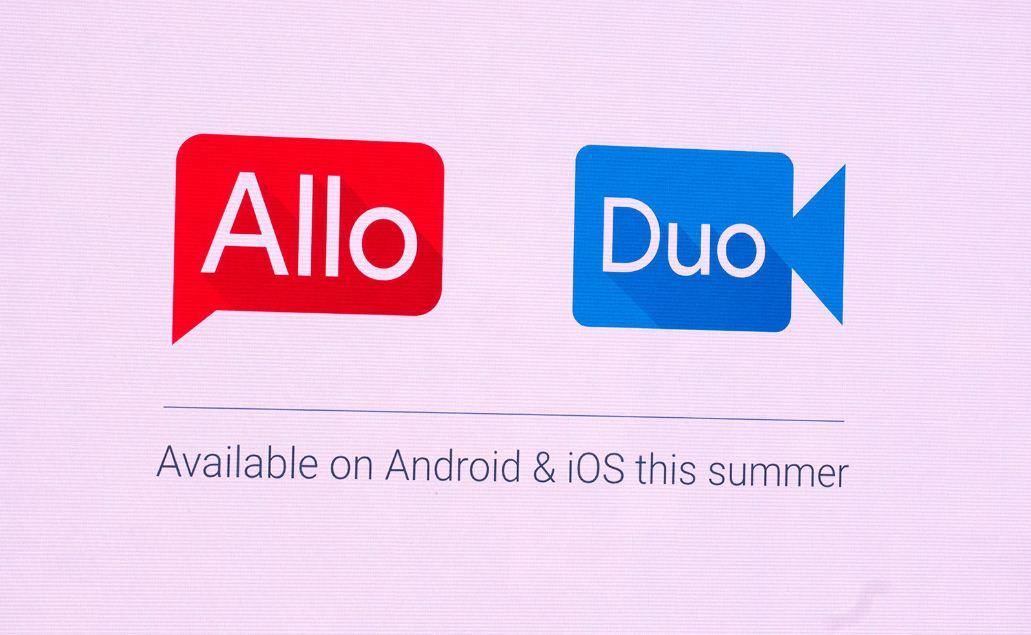 گوگل از دو پیام رسان جدید خود رونمایی کرد