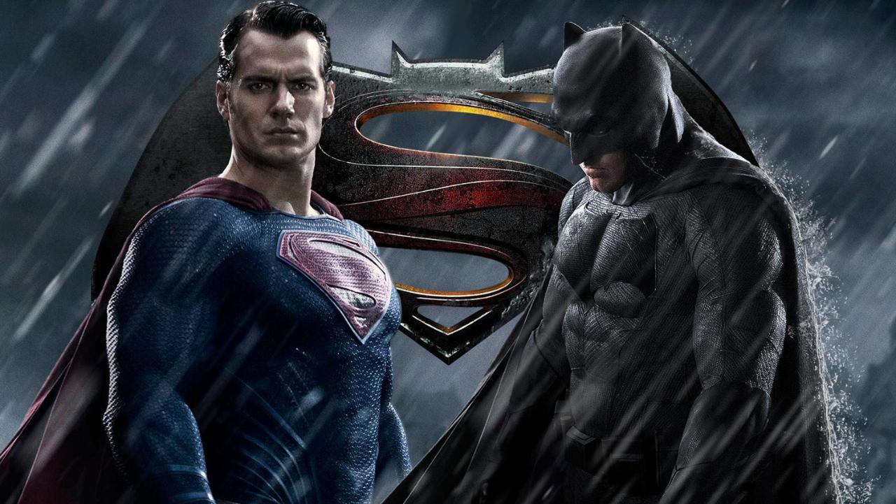 «بتمن علیه سوپرمن» منتقدان علیه رسانهها