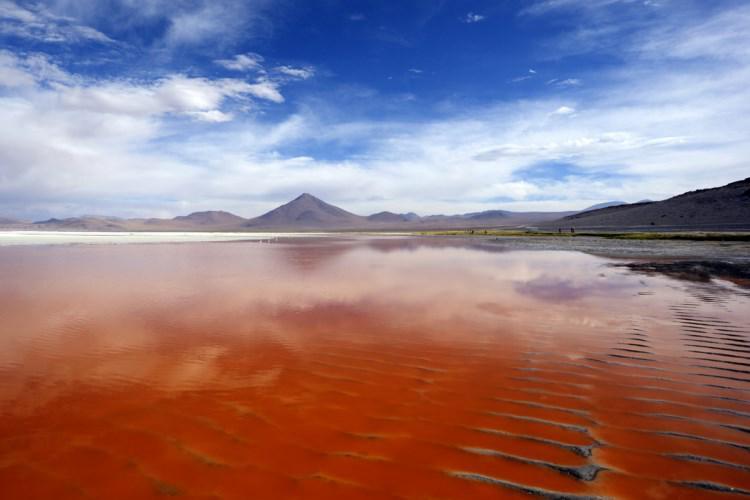 ده دریاچه عجیب و زیبای زمین