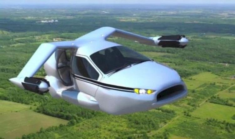 خودروی پرنده؛ از رویا تا واقعیت