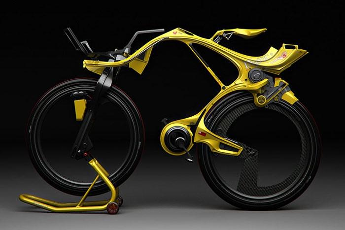 ۶ دوچرخه با تکنولوژی جدید