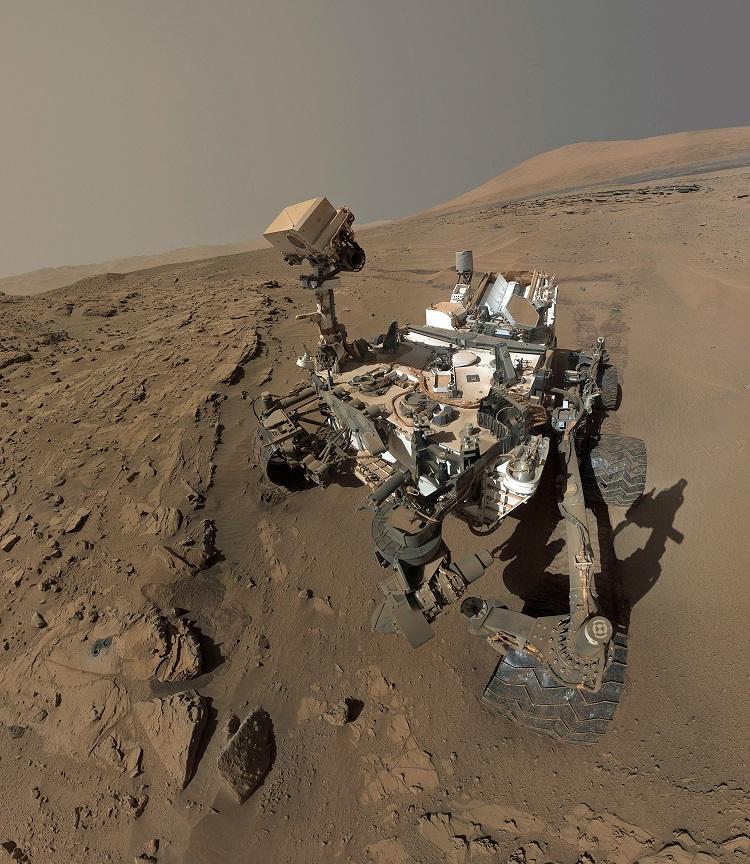 کاوشگر کنجکاوی: در گذشته مریخ جوی غنی از اکسیژن داشته است