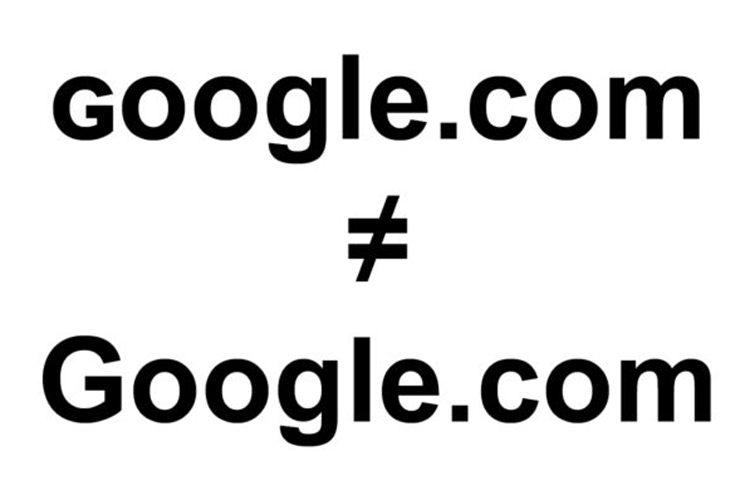 مراقب سایت خطرناک ɢoogle.com باشید!