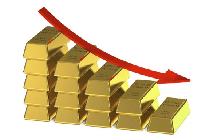 بازار طلا بر مدار نزول