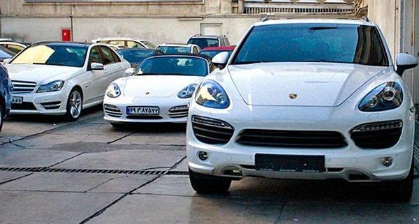 قیمت انواع خودرو وارداتی در بازار