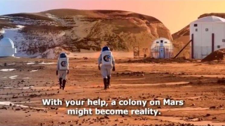 دانشمندان توانستند در خاک مشابه مریخ و ماه گیاه پرورش دهند
