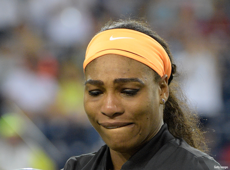 شکست شوکه کننده سرنا ویلیامز در نیمه نهایی