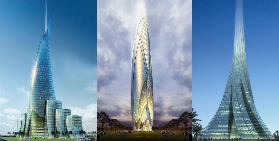 بلندترین ساختمانها جهان تا سال 2019