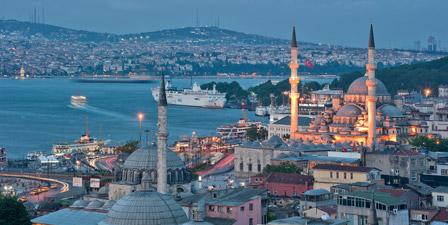 استانبول در مدلی که تا به حال ندیده اید