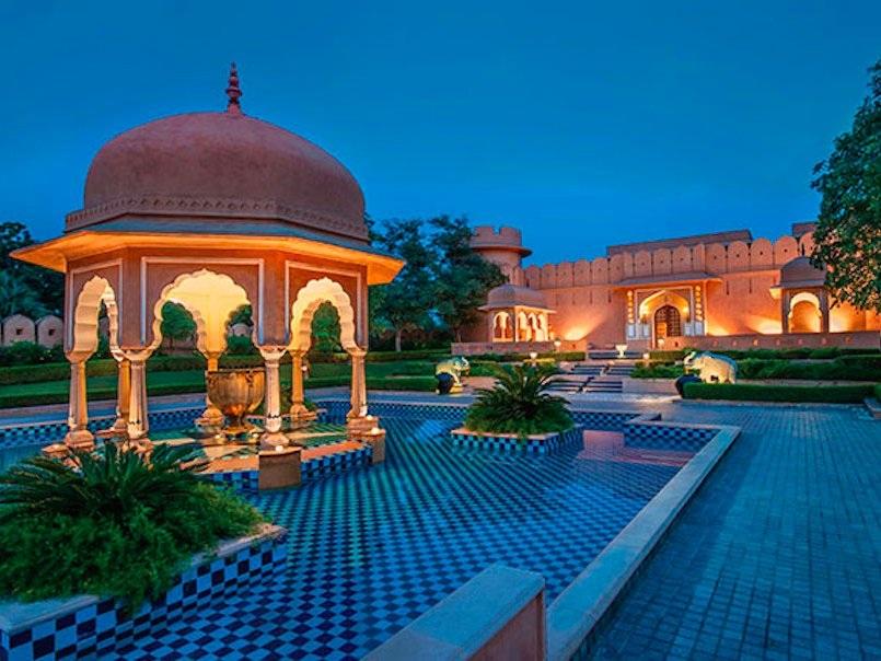 پنج هتل-کاخ برتر هندوستان را بشناسید