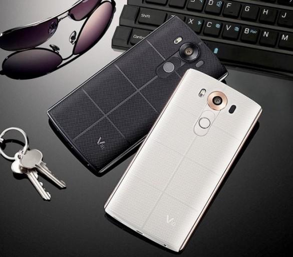 V10 گوشی مناسب برای کسب و کار