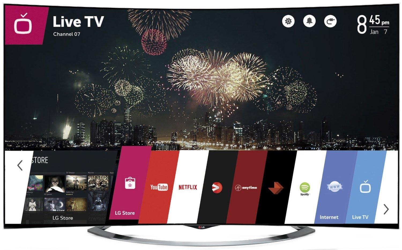 الجی بزرگترین تولید کننده پنل تلویزیون در جهان