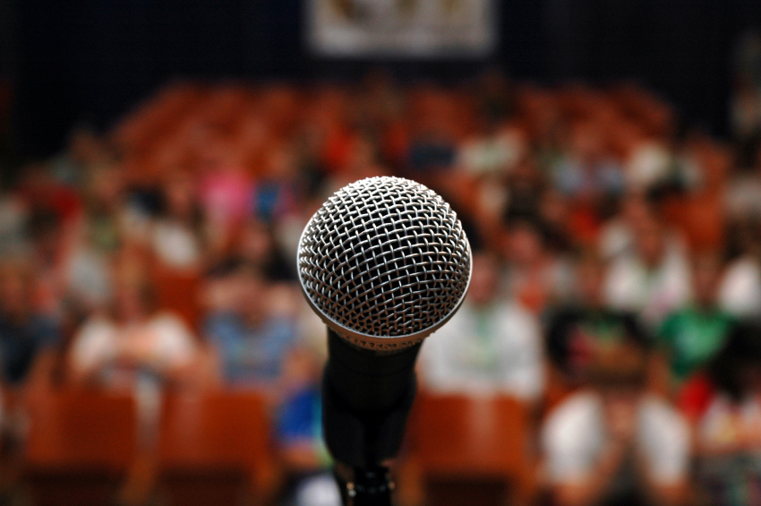 در سخنرانیتان به اشتباههایتان اهمیتی ندهید