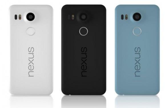 اولین بهروزرسانی برای الجی Nexus 5X