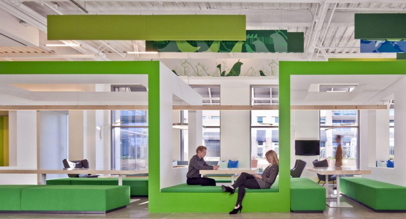 ویژگیهای بهترین طراحی داخلی محیط کسب و کار چیست؟