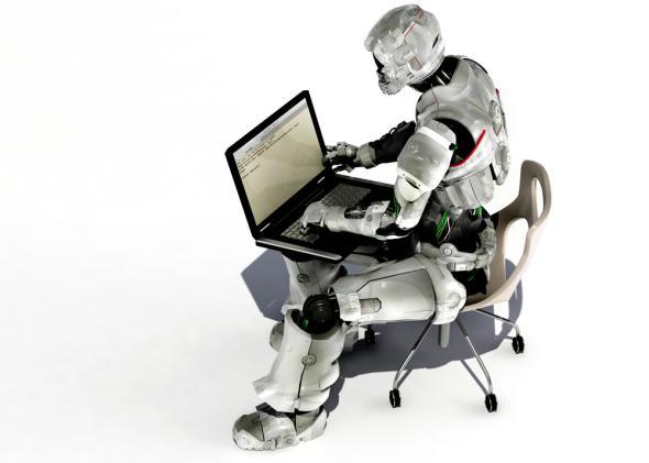 اولین ربات خبرنگار شروع به کار کرد