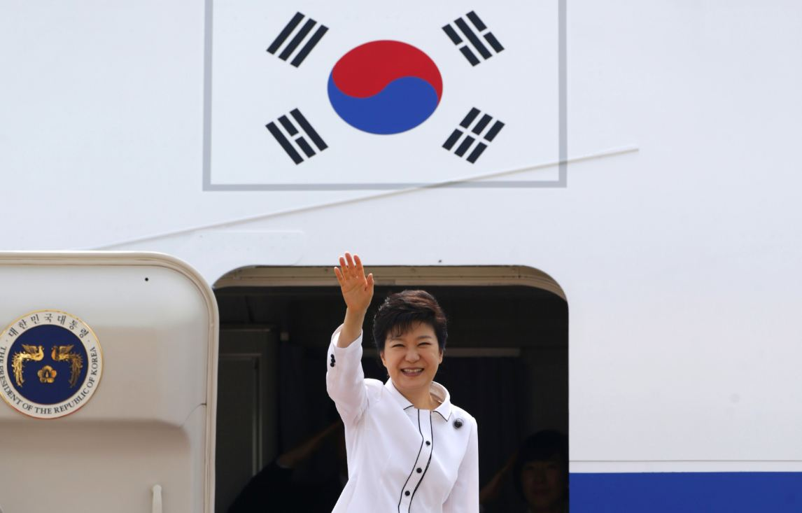 رئیسجمهور کره جنوبی در راه تهران