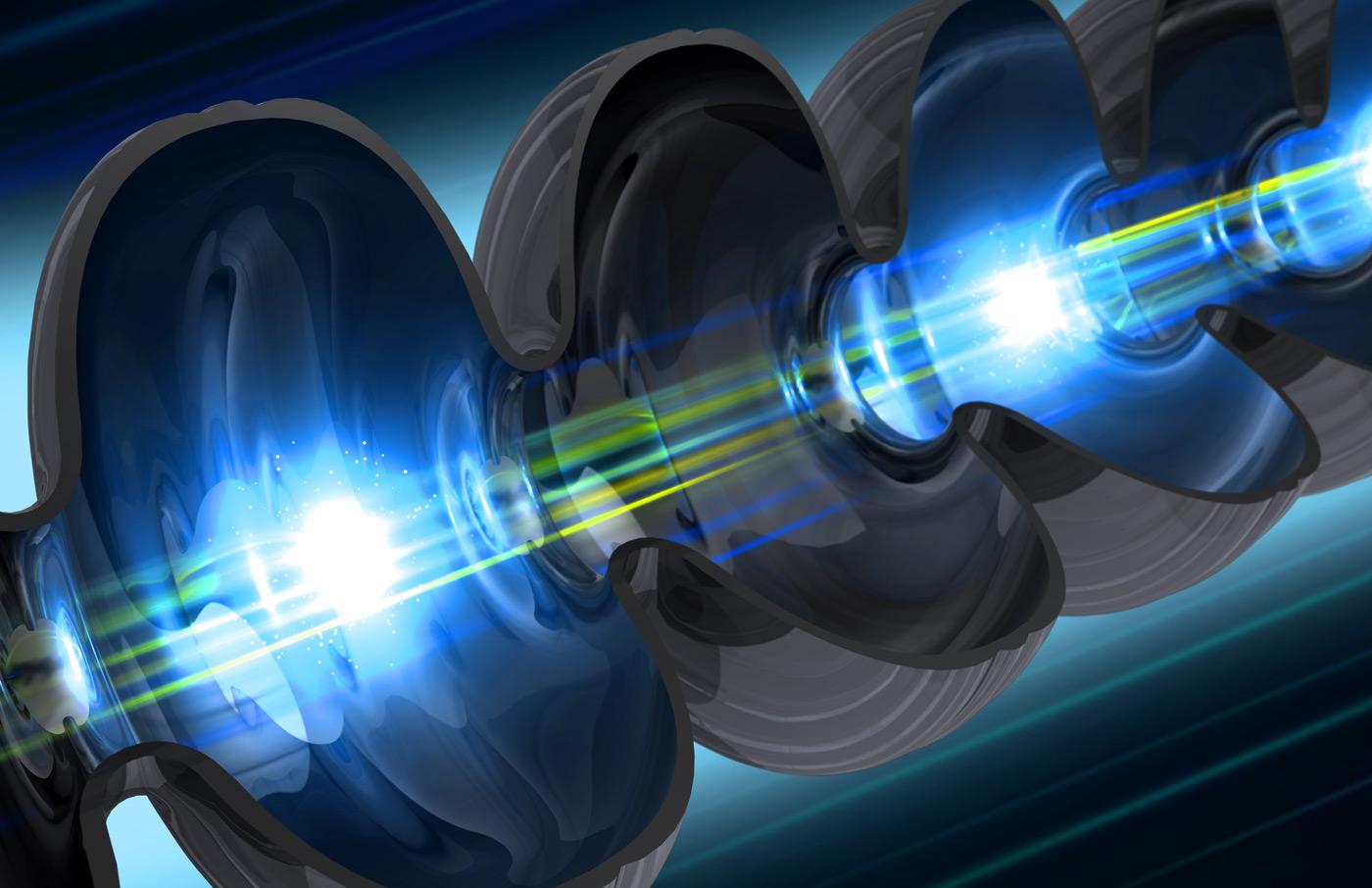 بزرگترین لیزر اشعه ایکس جهان  ده هزار برابر روشنتر میشود