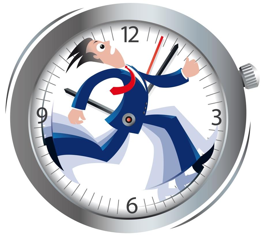 شش توصیه برای مدیریت زمان