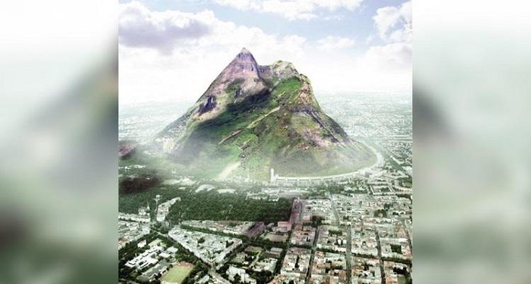 امارات به دنبال ایجاد «کوه مصنوعی»