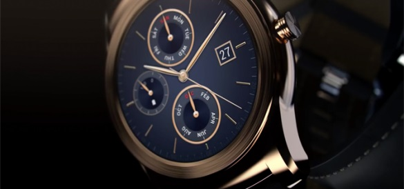 با ساعت هوشمند G Watch آشنا شوید