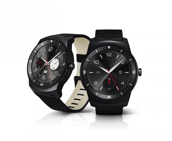 G Watch R آمیزهای از زیبایی و هوشمندی